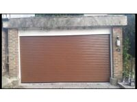 Roller garage doors from £799 fitted