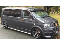 2010 VW TRANSPORTER T5 2.0 TDI 140 BHP LWB, CAMPER VAN, DAY VAN, EXCELLENT CONDITION!