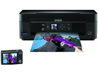 Epson sx435w printer and scanner