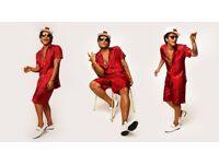 Bruno Mars Standing front Tickets - Birmingham - 24/4/17