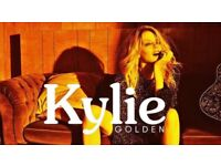 Kylie minouge tickets x2 for Belfast SSE monday8th october