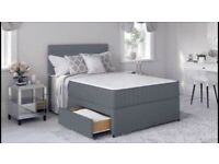 🔥SALE🔥 BRAND NEW LUXURY DIVAN BEDS INCLUDING FREE DELIVERY