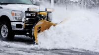 Snow Plowing - Residential + Commercial