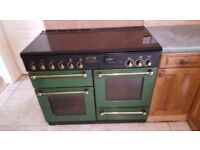 Leisure Rangemaster 110 Green
