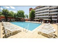 1 week all inclusive holiday to Sunny Beach, Bulgaria for 2x people. Flights from Luton 2nd June
