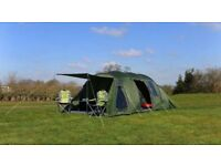 8 man tent for sale only used once.