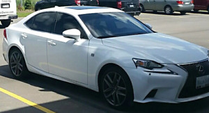 2015 Lexus IS250 F Sport AWD