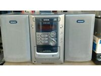 Aiwa compact disc Stereo system #24532
