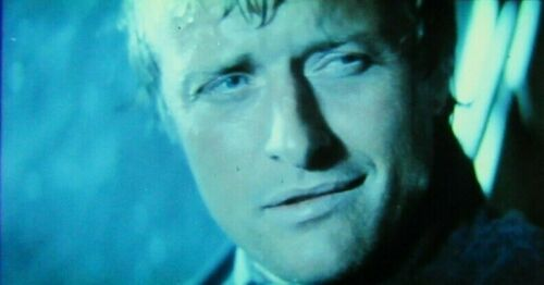 35mm Trailer  RUTGER HAUER IS THE HITCHER-1986   Classic -Perfect Low Fade Print
