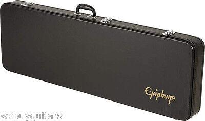 Epiphone Firebird Hard Shell Electric Guitar Case Works w/ Gibson Fire Bird -