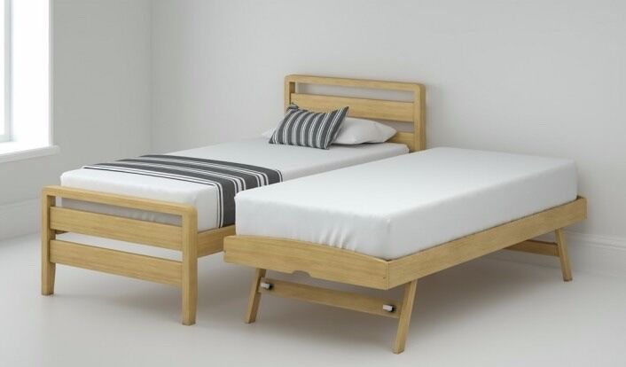 Bensons Hip Hop 3 In 1 Bed Frame And Mattresses Guest Beds In