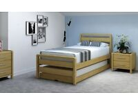 BRAND NEW Hip Hop 3 in 1 Bed Frame incl mattresses from Bensons for Beds