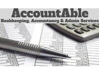 Bookkeeping, Accountancy & Admin Services