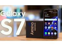 Samsung s7 sealed brand new