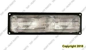 Side Marker Lamp Driver Side Under The Composite Head Light High Quality Chevrolet Tahoe 1994-2002