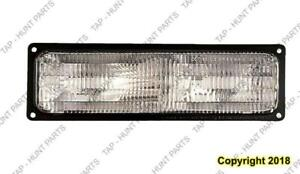 Side Marker Lamp Driver Side Under The Composite Head Light High Quality GMC Yukon 1994-2002