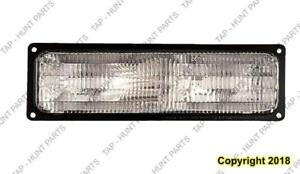 Side Marker Lamp Driver Side Under The Composite Head Lamp High Quality Chevrolet Blazer 1994-2002