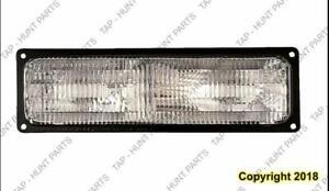 Side Marker Lamp Passenger Side Under The Composite Head Light High Quality Chevrolet Suburban 1994-2002
