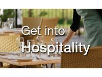Get into Hospitality with Prince's Trust & Greene King