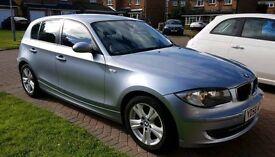 BMW 1 series 118d SE Blue (74000 miles)