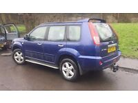 NISSAN X TRAIL TOWBAR WITH ELECTRICS T30