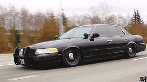Looking for a Crown Victoria