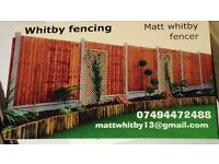 All types off fencing supplied and erected