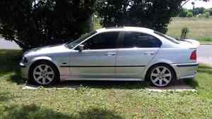 1999 BMW 328i with M3 sport pkg for $1999.00  o.b.o. as is