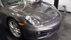Paint protection, Tinting, Stone chip repair & more!
