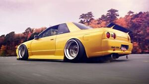 im looking for a shell for a nissan skyline, s13,s14 240sx