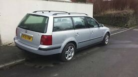 BREAKING FOR PARTS VW PASSAT TDI ESTATE 2001 B5