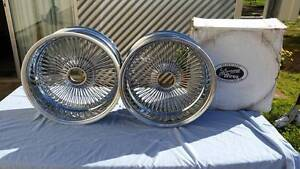 WIRE WHEELS AND HUB ADAPTORS Balaklava Wakefield Area Preview