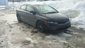 2006 Honda Civic lx Berline