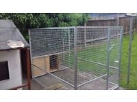 ++ Great quality dog & animal enclosures dog pens hen runs & cages