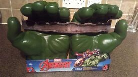 Avengers hulk hands.
