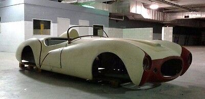 1952 Other Makes G80  1952 Victress S1a Roadster Rare Kellison Devin Vintage Race Car Special Project