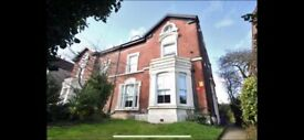 Bentley Road L8 - Fully furnished bedroom available in a large period property, all bills inc