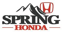 Honda Product Specialist / Sales