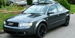 Audi 2004 1.8t Quattro