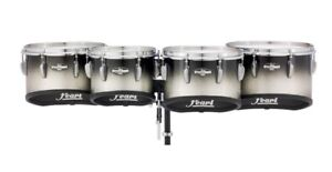 Pearl Marching Drums Championship CarbonCore Toms NEW