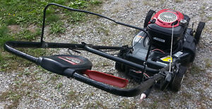 Craftsman Self propelled 21' Mulching Mower with Electric Start Peterborough Peterborough Area image 5