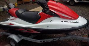 Kawasaki STX 1500 Jet Ski  108 Hours