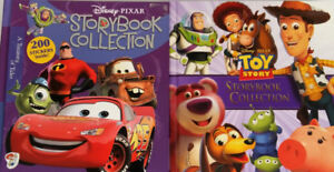 Disney Pixar Story Book and Sticker Book - Children - Toy Story