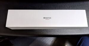 NEW Apple Watch - Series 3 (42 mm GPS + CELLULAR) Rec'd as GIFT