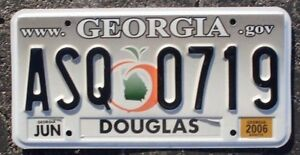 License Plate for sale as low as $5.00 State & Canada or Trade