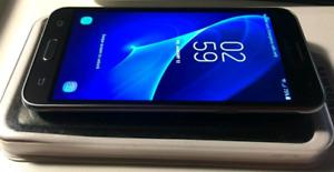 Samsung J3 16gb black like new