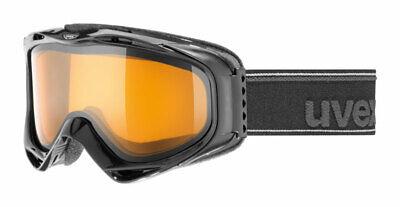 UVEX g.gl 300 P black Skibrille / auch für Brillenträger NEU