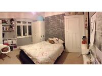 Spacious double bedroom in Merton Park