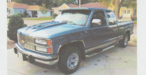 1992 Chev 1500 extended cab