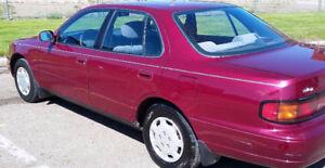 1992 Toyota Camry Sedan --- Great DEal!!